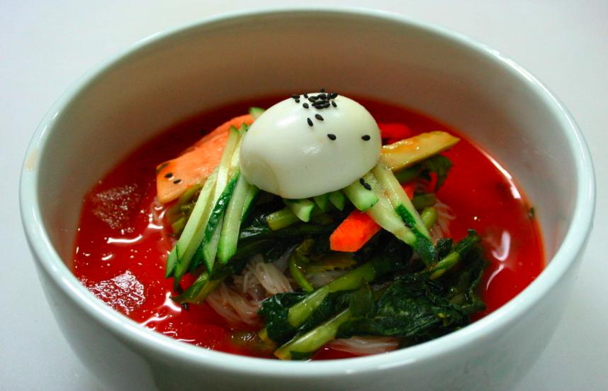 My favourite kimchi – chong gak kimchi!