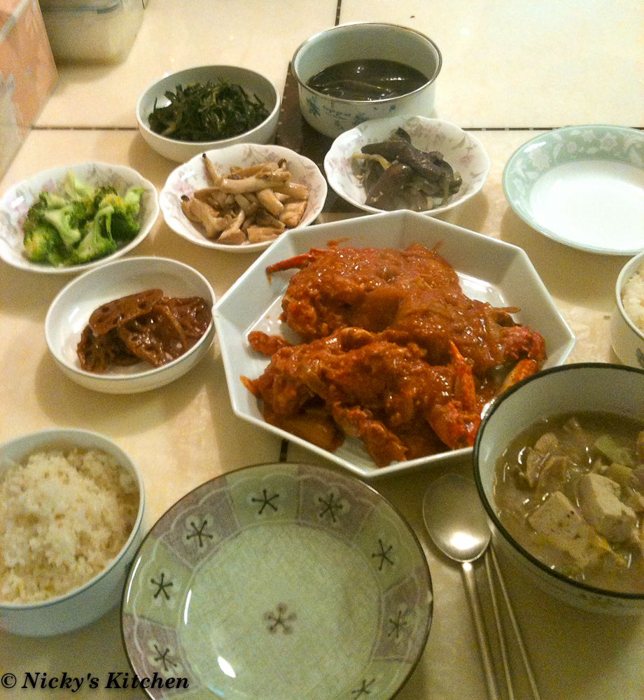 Trip to Korea – Korean breakfast