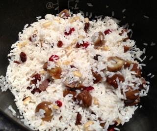 cooking yaksik